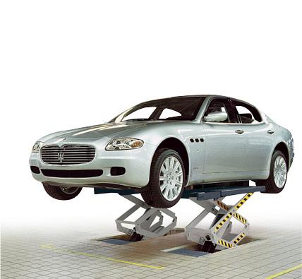Autolift als KFZ Hebebühne für Werkstätten und Hobbybastler
