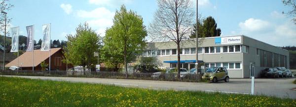 Firmenstandort mit Werkstatt von Hebetec AG