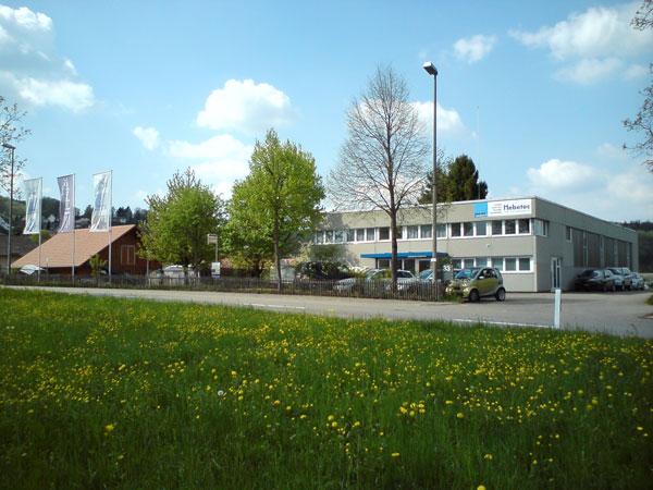 Firma Hebetec in Nuglar bei Basel