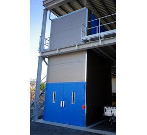 Liftsysteme und Aufzüge von Hebetec